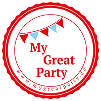 My Great Party logo