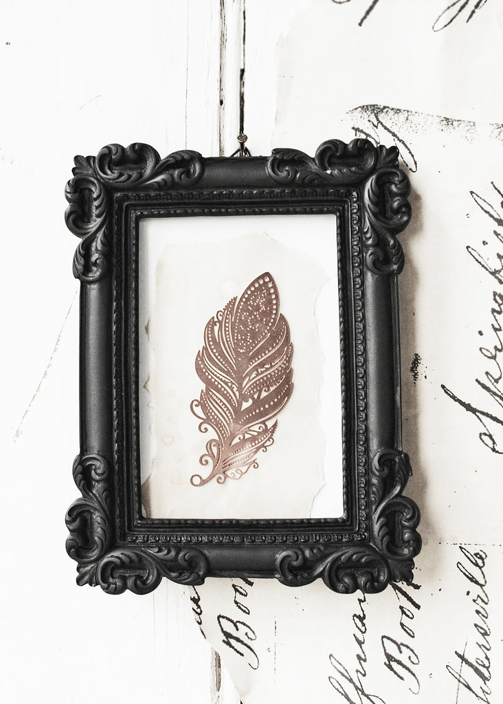 Antique Style Photo Frame - Montys Vintage Shop - 3