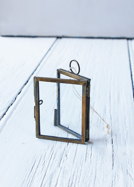 Small Glass Photo Frames - Montys Vintage Shop - 1