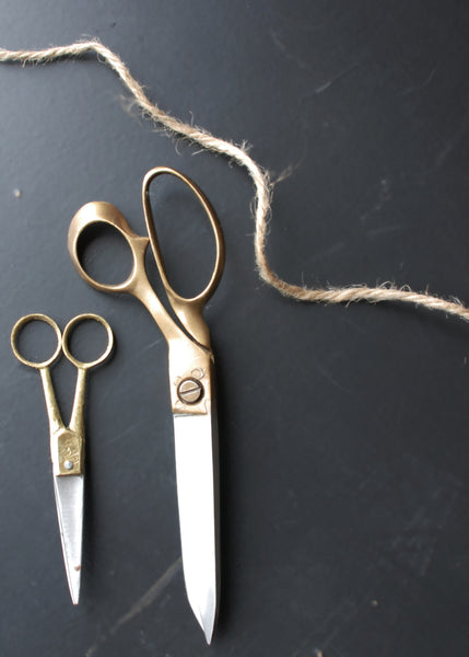 Tailors Scissors - Montys Vintage Shop
