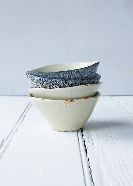 Rustic Ceramic Bowl - Montys Vintage Shop - 1
