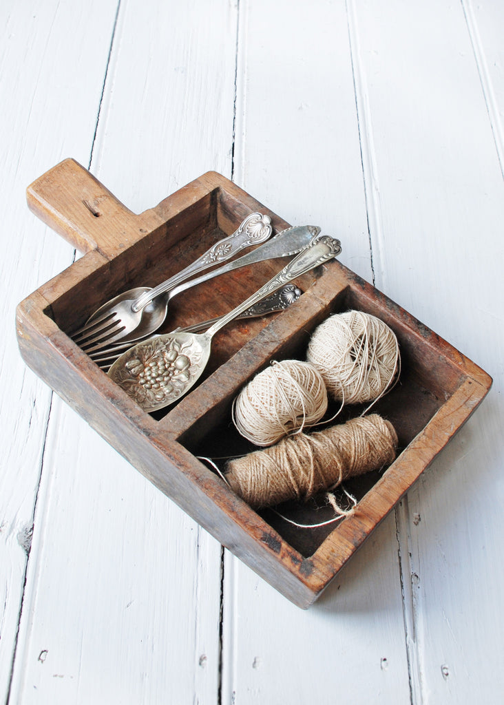 Wooden Treasure Tray - Montys Vintage Shop - 3