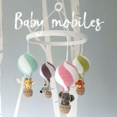 Baby mobiles
