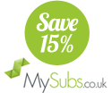 Save 15% when you Subscribe and Save