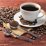 Orblue Coffee Scoop Twin Pack