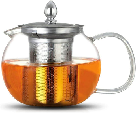 Ansio Glass Teapot Infuser