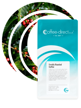 Uganda Light Continental Roast Coffee