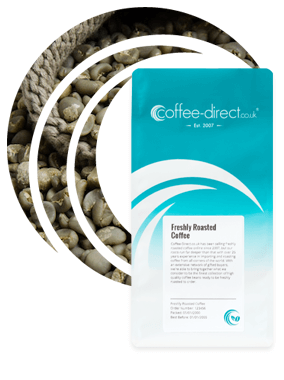 Dark Colombian Green Coffee Beans - 908g