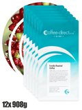 Dark Decaffeinated Colombian Coffee - Multipack