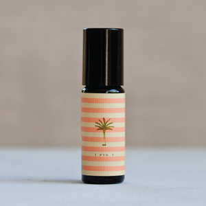 SAAR SOLEARES FIG ORGANIC PERFUME OIL ROLL ON | WILD FIG SKIN & HAIR FRAGRANCE.In love with happy, summery fig scents?  This multi usage wild fig oil with it's captivating fragrance will quickly conquer your heart become your new signature scent!