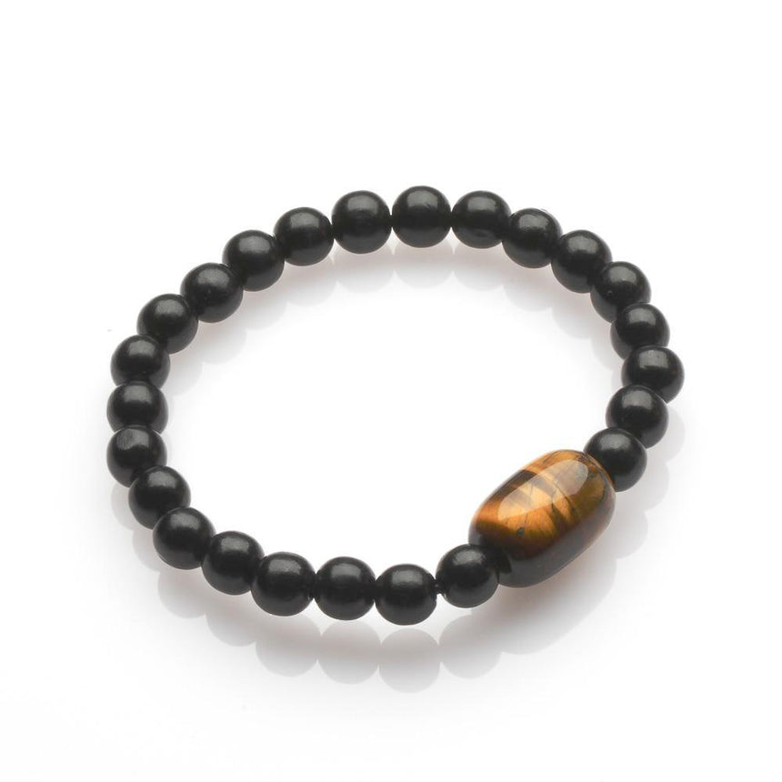 Tiger's Eye Men's Bracelet