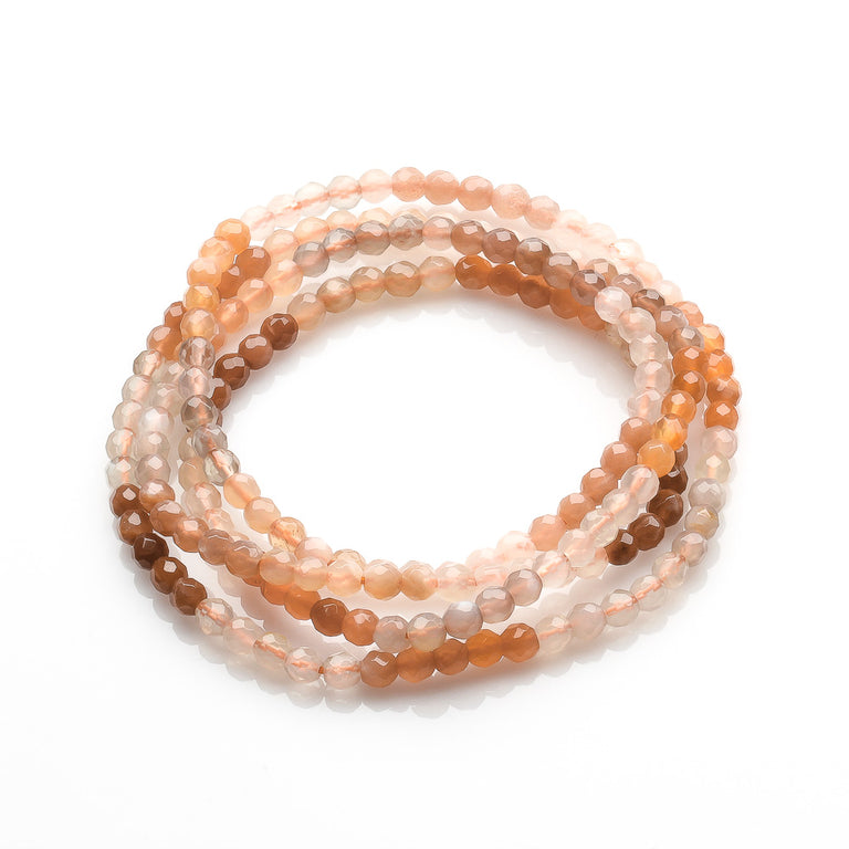 MOONSTONE BRACELET FOR WOMEN
