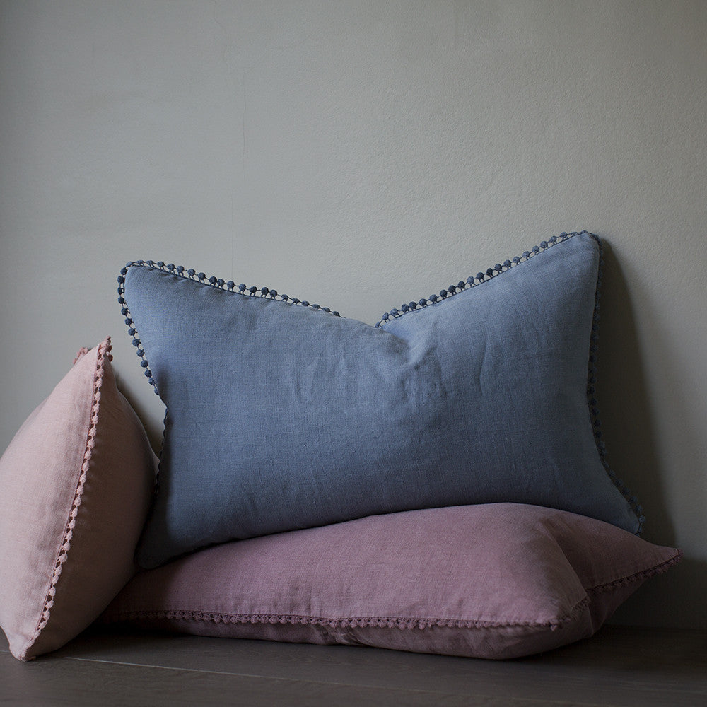 linen rectangular cushions