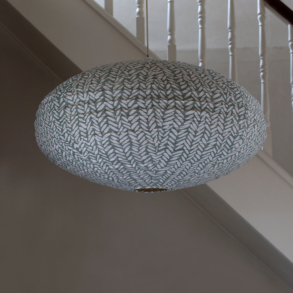 duck egg ceiling light