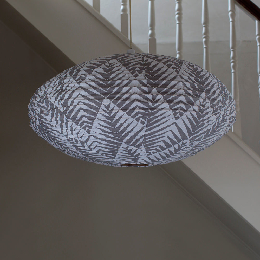 cotton hanging lampshade