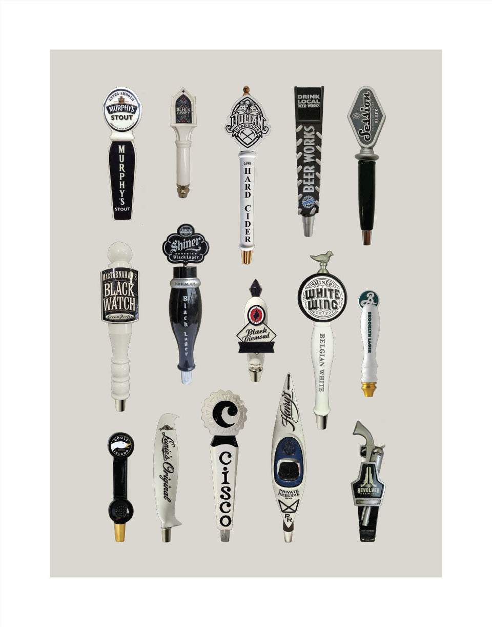 Beer Taps of the World