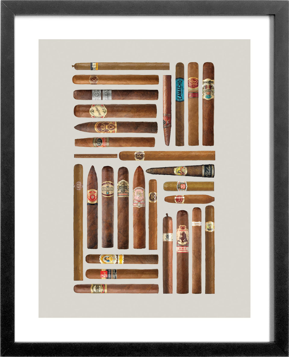 'Cigars of the World'