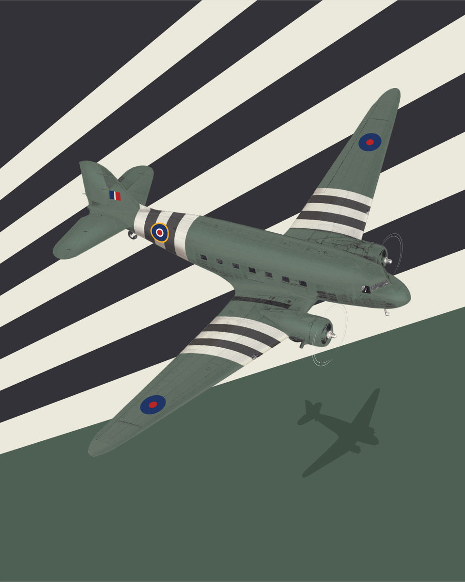 Douglas DC-3: RAF Version