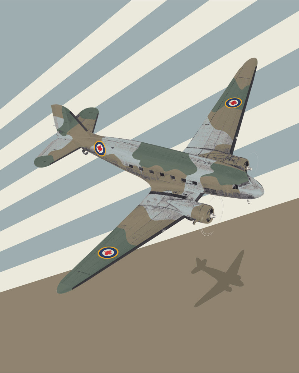 Douglas DC-3: RCAF Version