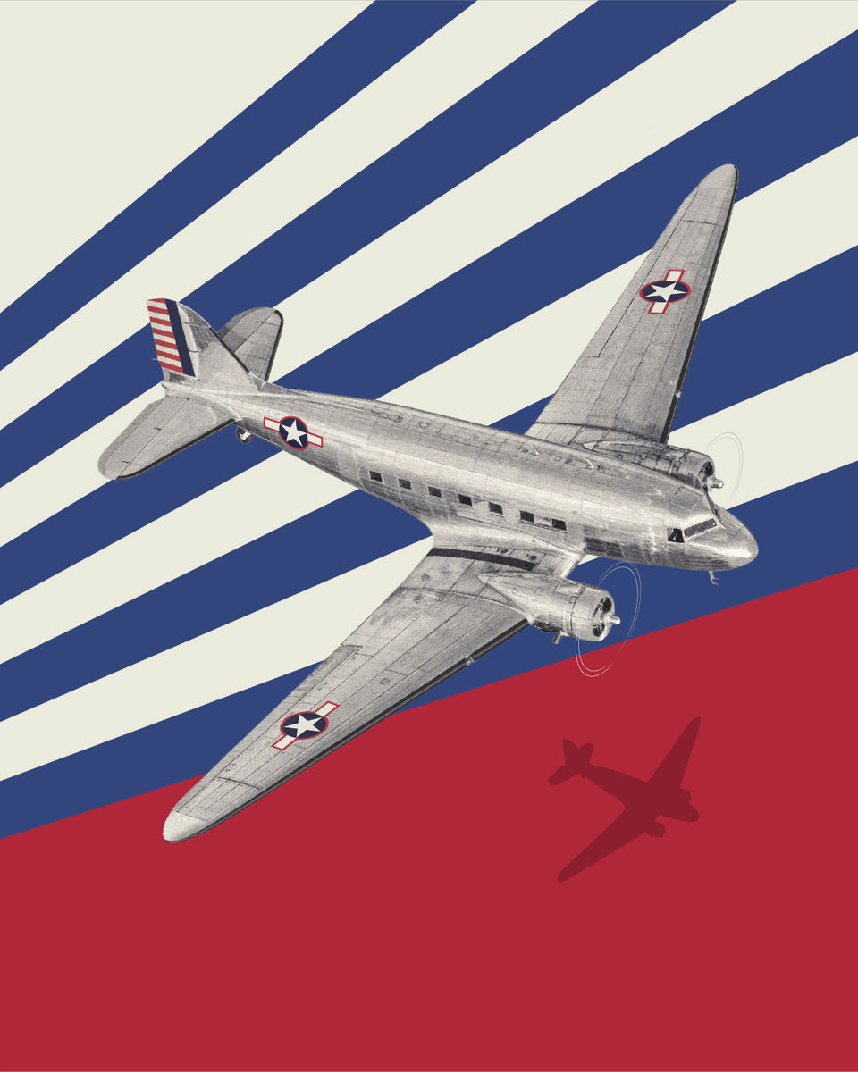 Douglas DC-3: USAAF Version