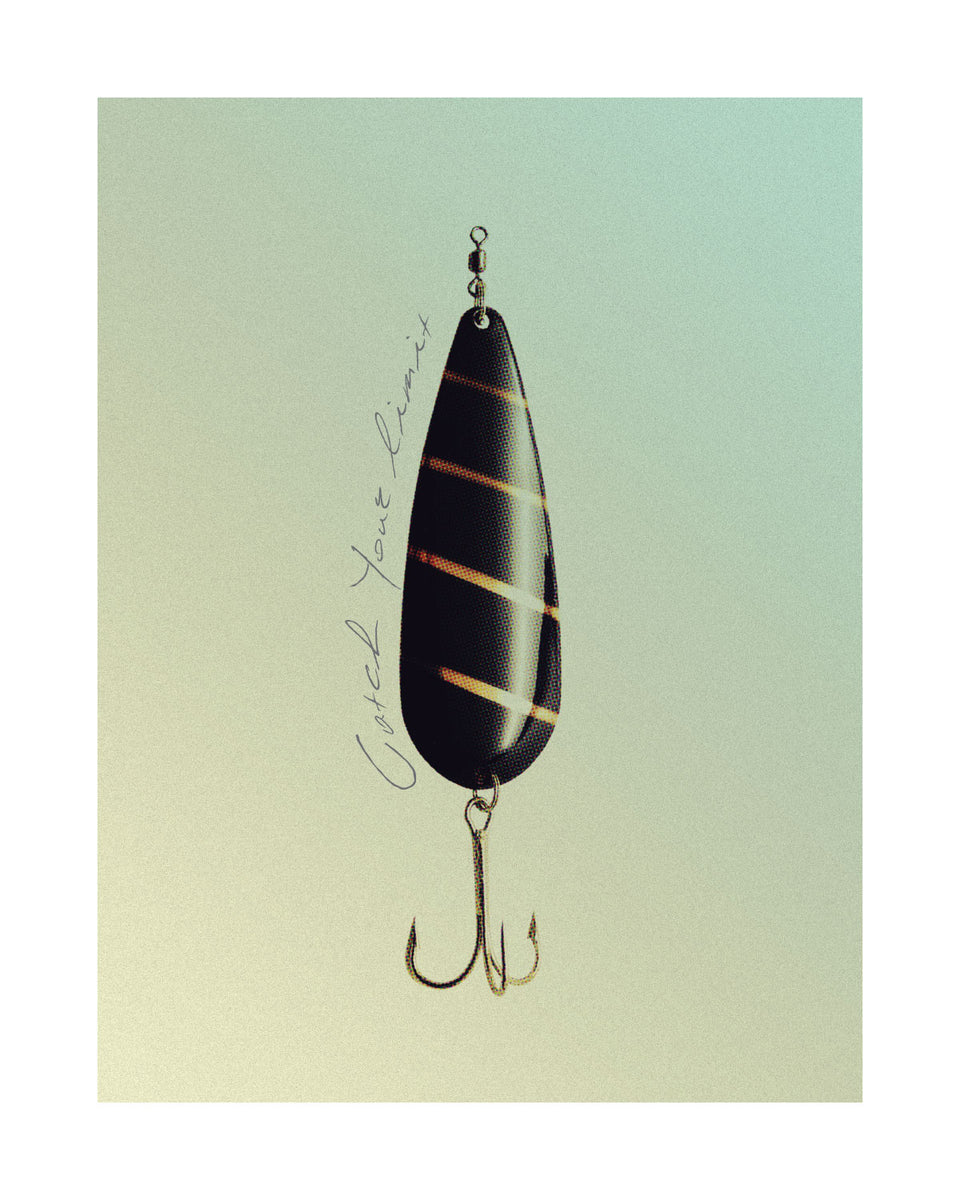 'Catch Your Limit' Fishing Lure