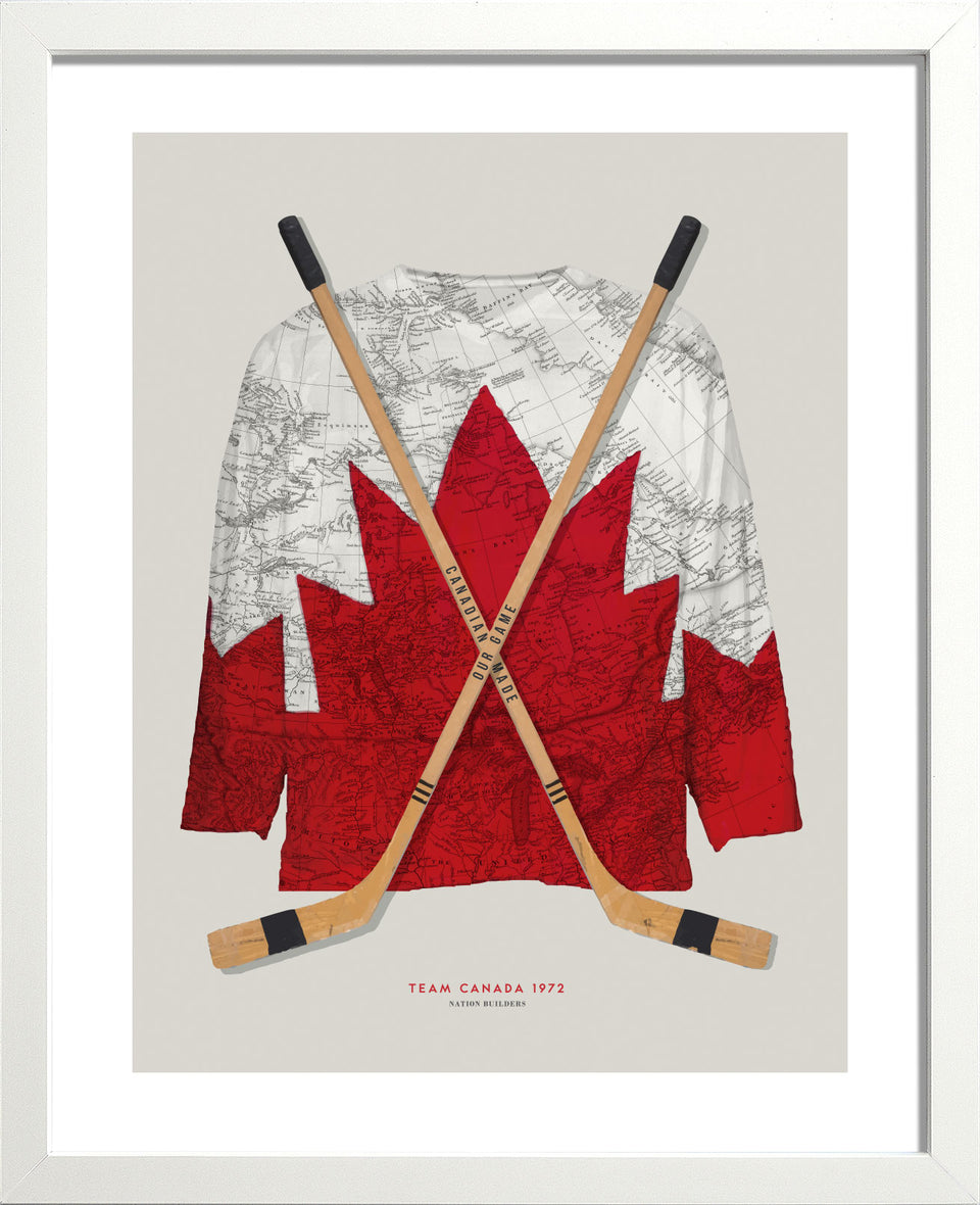 Team Canada 1972 Summit Series