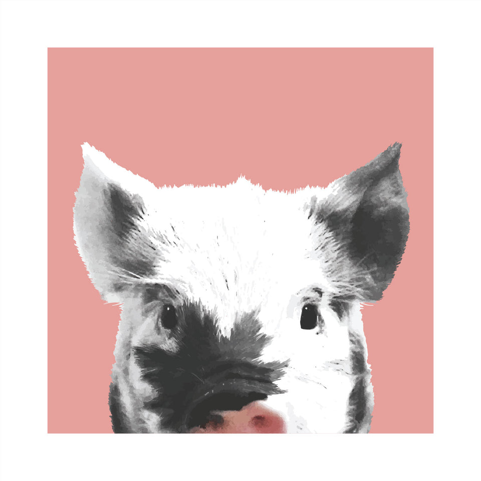 'Maple Bacon' Piglet