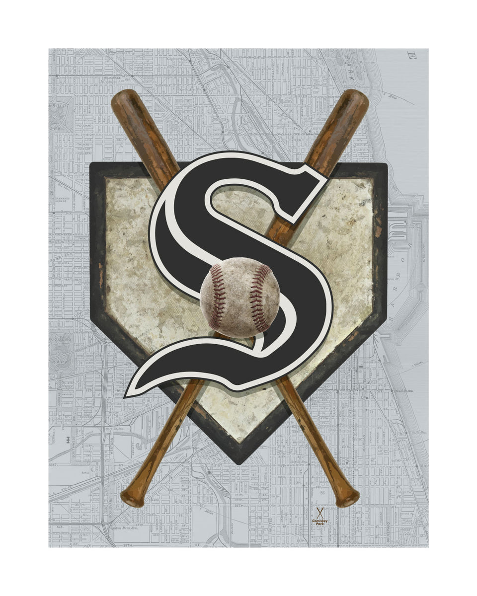 Chicago White Sox-Inspired Baseball
