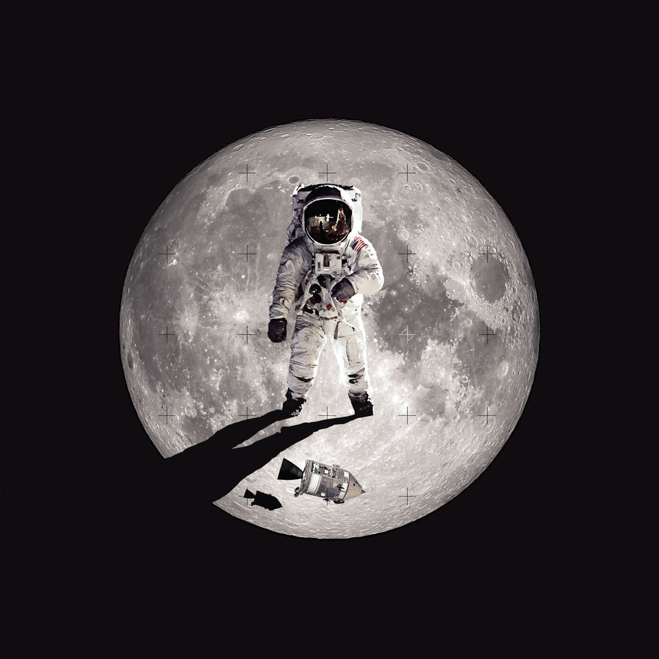 Apollo 11 'Moonwalk'