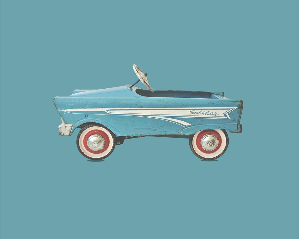 1950s Murray 'Holiday' Pedal Car