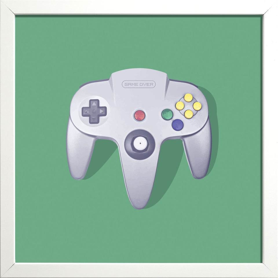 Retro Video Game: N64