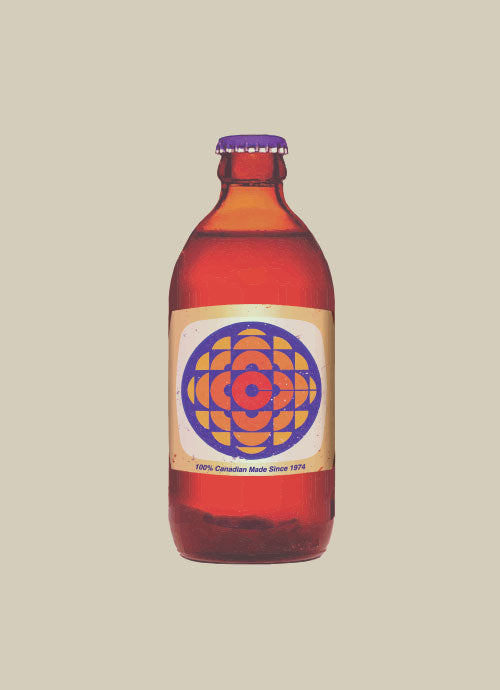 Greeting Card: CBC Stubby