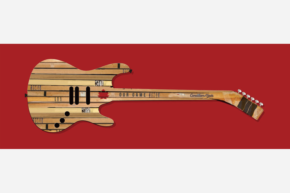 Stratocaster 'Twig' Guitar