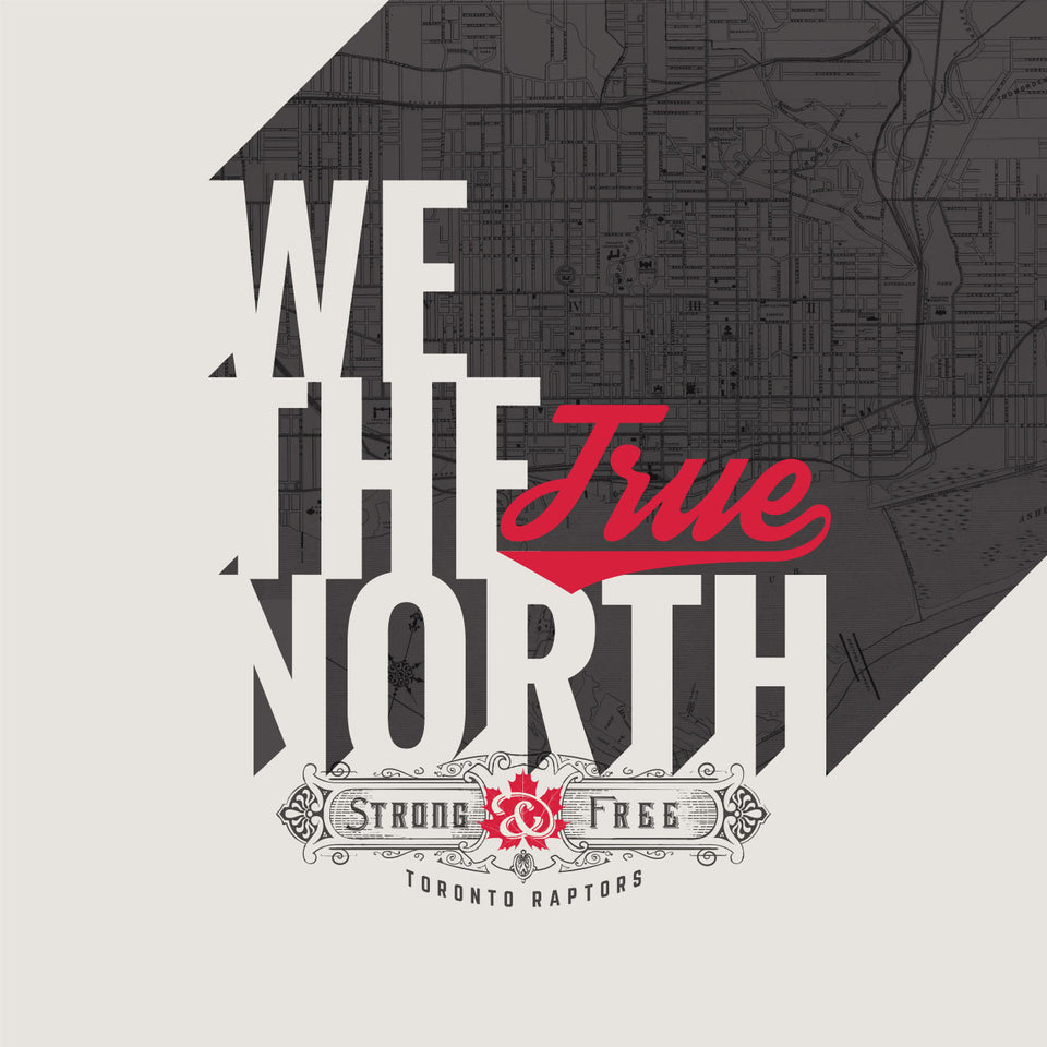 'We The True North' Basketball