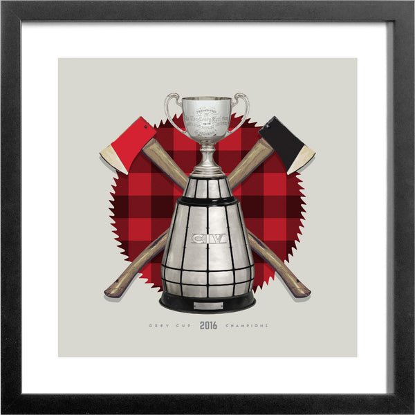 CFL-Inspired FootBall Prints from $39.95