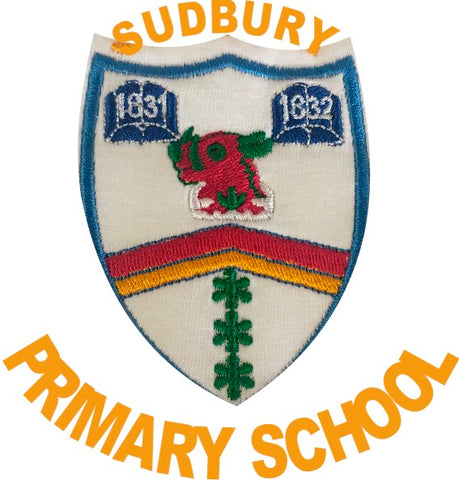Sudbury Primary school official uniform