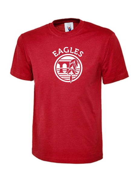 PE T-shirt Eagles House