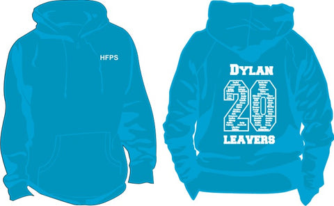 Heath Fields Leaver Hoody 2020