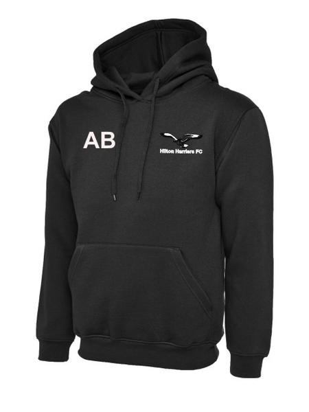 Hilton Harriers Hooded Top Adult
