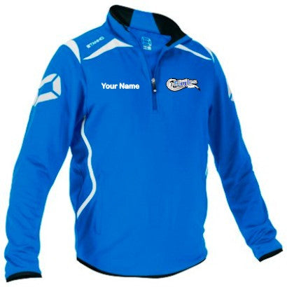 Etwall Eagles Forza Half Zip - IPM Teamwear