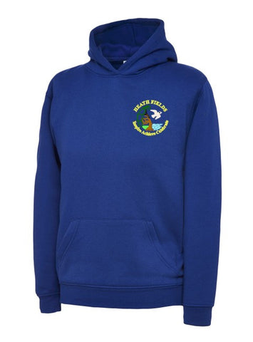 Heath Fields PE Hooded Sweatshirt