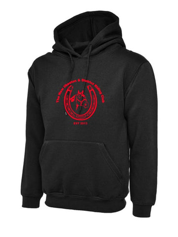 The New Ilkeston & Distict Riding Club Hooded Top