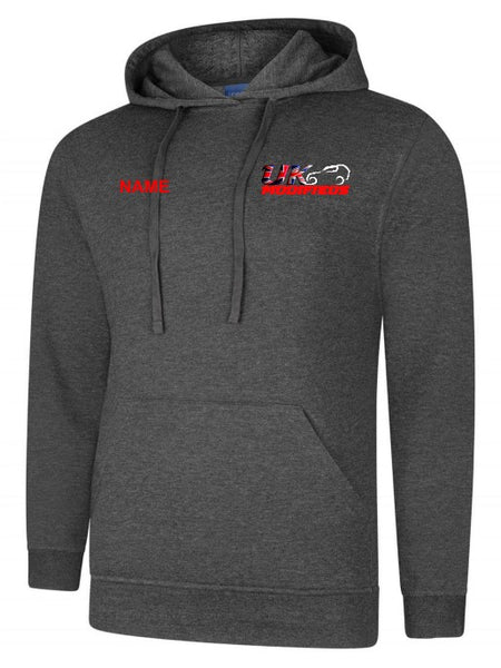 UK MODIFIED Junior Hooded Sweat