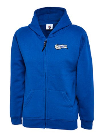 Etwall Eagles Junior Zipped Hoody - IPM Teamwear