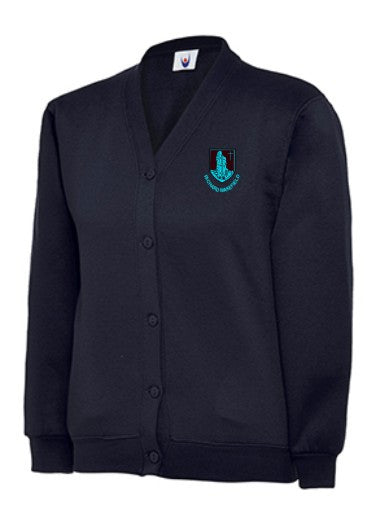 Richard Wakefield Junior Cardigan - IPM Teamwear