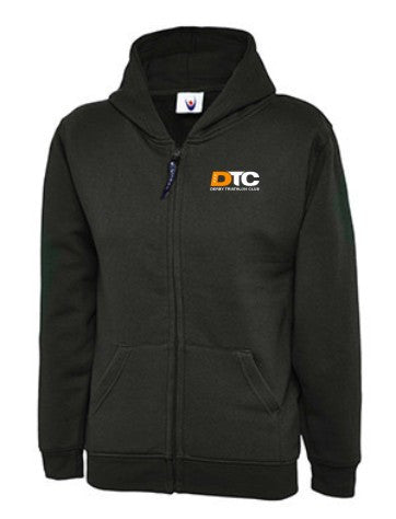 Junior Full Zip Hoodie - IPM Teamwear