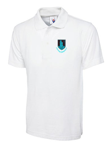Richard Wakefield Junior White Polo Shirt - IPM Teamwear
