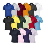 DHS  Ladies Classic Polo Shirt