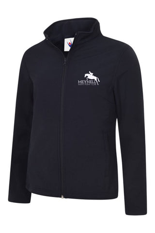 Meynell Hunt Pony Club Ladies Classic Softshell
