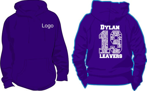 Richard Wakefield Leaver Hoody 2019